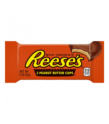 Reese's Peanut Butter Cups 1.5oz (42g) [U.S. Packaging] Chocolate, Bars & Treats Reese's