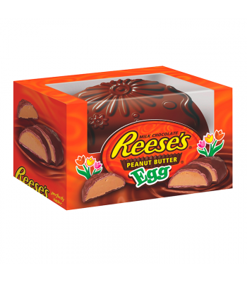Reese's Peanut Butter Filled Easter Egg - 6oz (170g) Sweets and Candy Reese's