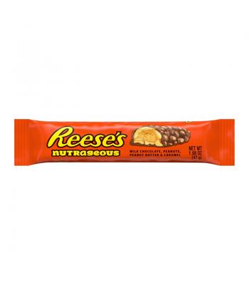 Reese's Nutrageous Bar 1.66oz (47g) Chocolate, Bars & Treats Reese's