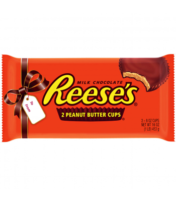 Hershey's Reese's Worlds Largest Giant Peanut Butter Cups 1lb (453g) Chocolate, Bars & Treats Hershey's
