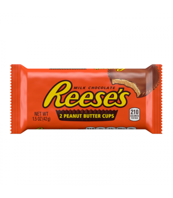 Reese's Peanut Butter Cups - 1.5oz (42g) Sweets and Candy Reese's