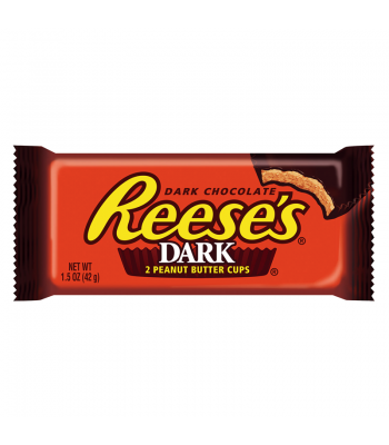 Reese's Dark Peanut Butter Cup 2 Pack 1.5oz  Chocolate, Bars & Treats Reese's