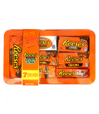 Reese's Peanut Butter Lovers Tray - 297g Sweets and Candy Reese's