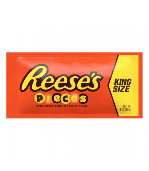 Reese's Pieces King Size - 3oz (85g) Sweets and Candy Reese's