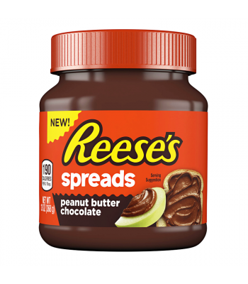 Reese's Peanut Butter Chocolate Spread 13oz (368g) Peanut Butter & Spreads Reese's