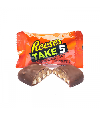 Reese's Take 5 Snack Size - 0.75oz (21g) SINGLE Sweets and Candy Reese's
