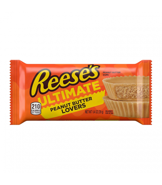 Reese's Ultimate Peanut Butter Lovers - 1.5oz (42g) Sweets and Candy Reese's