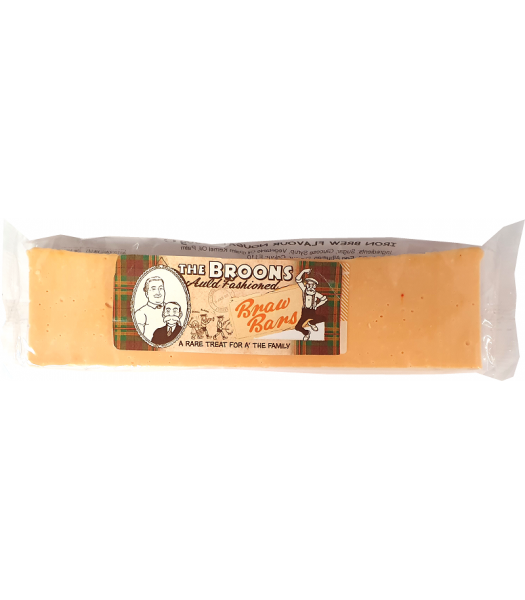 The Broons Auld Fashioned Iron Brew Flavoured Nougat - 130g Sweets and Candy