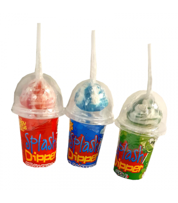 Candy Castle Crew Splash Dipper - 45g Sweets and Candy