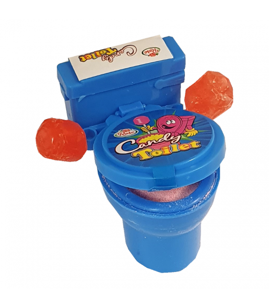 Rose Candy Toilet - 12g Sweets and Candy