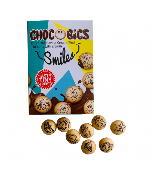 Rose Chocobics - 40g Sweets and Candy