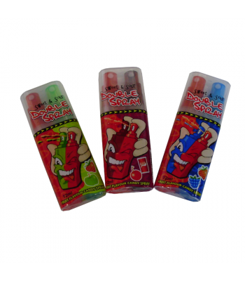 Double Spray Splitz - 12ml Sweets and Candy