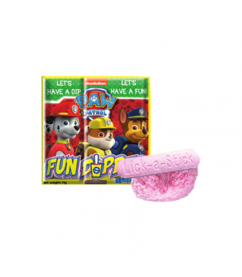 Paw Patrol Fun Dipper - 14g Sweets and Candy