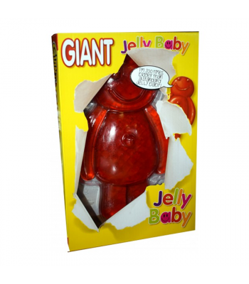 Giant Gummy Jelly Baby - 800g Sweets and Candy