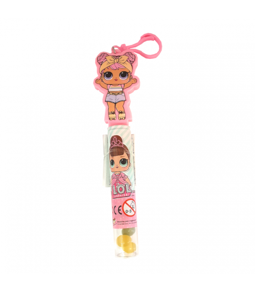 LOL Surprise Keyring Tube - 10g Sweets and Candy