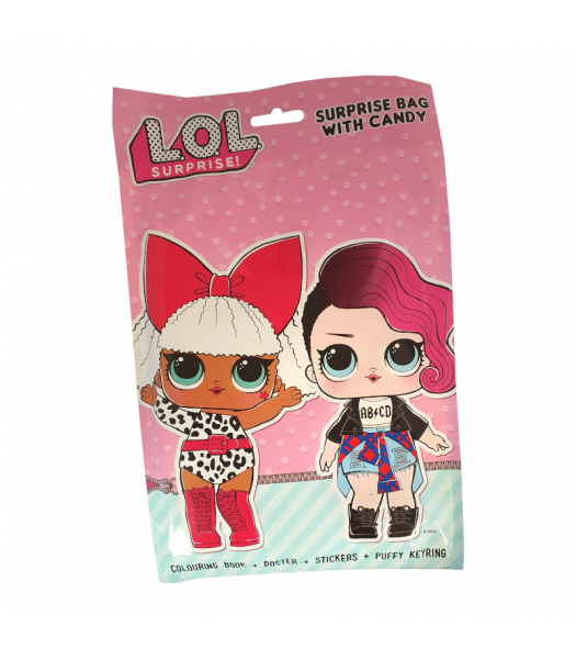LOL Surprise Lucky Bag - 10g Sweets and Candy