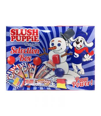 Slush Puppie Selection Box - 163g Sweets and Candy Slush Puppie