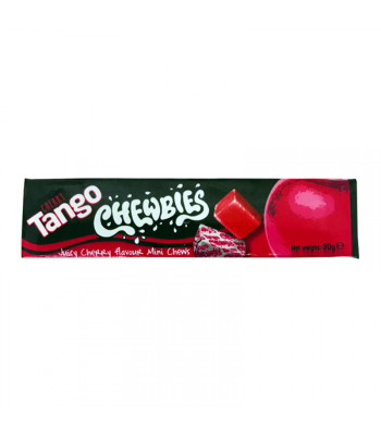 Tango Chewbies Cherry 30g Sweets and Candy