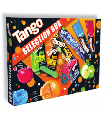 Tango Selection Box - 166g Sweets and Candy Rose Marketing