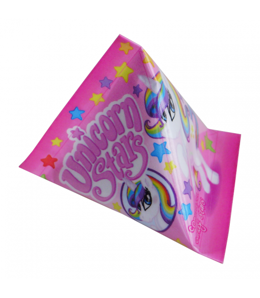 Rose Unicorn Stars - 6g Sweets and Candy