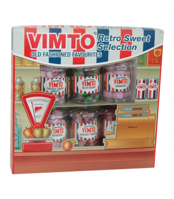Vimto - Retro Old Fashioned Sweet Shop - 390g Novelty Candy