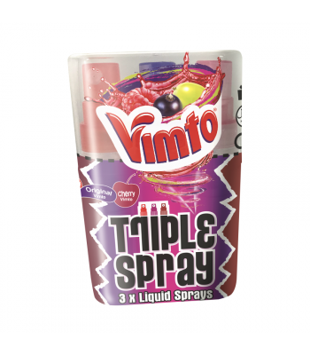 Vimto Triple Spray - 15ml Sweets and Candy Rose Marketing