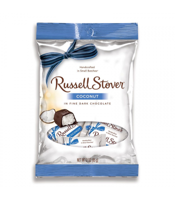 Russell Stover Coconut in Dark Chocolate 3oz (85g) Sweets and Candy