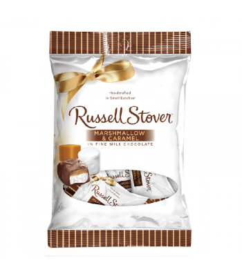 Russell Stover Marshmallow & Caramel Milk Chocolate - 2.95oz (84g) Sweets and Candy Russell Stover