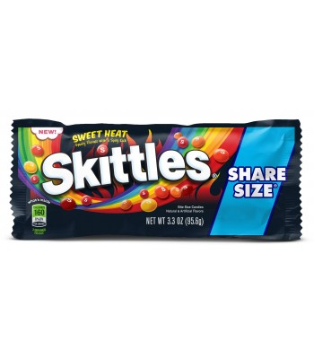 Skittles Sweet Heat Share Size - 3.3oz (95.6g)