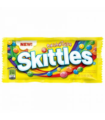 Skittles Brightside 2oz (56.7g) Soft Candy Skittles