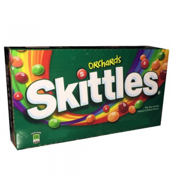 Skittles Orchards Theatre Box 3oz (85g) Soft Candy Skittles