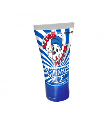 Slush Puppie Squeezee Liquid Candy - Blue Raspberry - 60g Sweets and Candy Slush Puppie