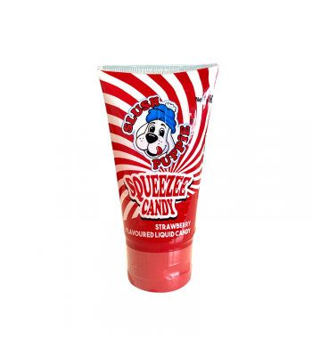 Slush Puppie Squeezee Liquid Candy - Strawberry - 60g Sweets and Candy Slush Puppie