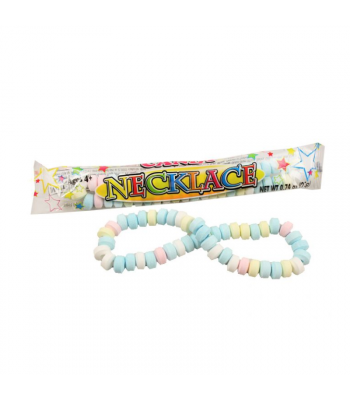 Smarties Candy Necklace - Single Sweets and Candy