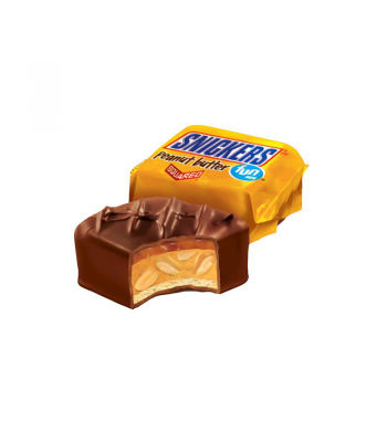 Snickers - Peanut Butter Squared Fun Size Bar - (26g) Chocolate, Bars & Treats Snickers