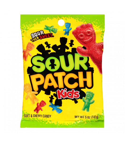 Sour Patch Kids 5oz (141g) Sweets and Candy Sour Patch