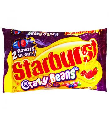 Starburst Crazy Beans Jelly Beans 13oz (369g) Jelly Beans Starburst