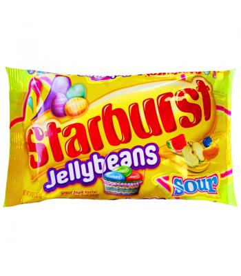 Starburst Sour Jelly Beans 14oz (397g) Jelly Beans Starburst