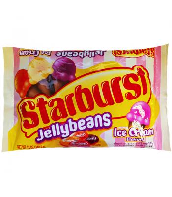 Starburst Ice Cream Jelly Beans 12oz Jelly Beans Starburst