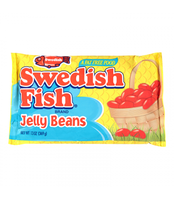 Swedish Fish Jelly Beans 13oz (368g) Sweets and Candy Swedish Fish
