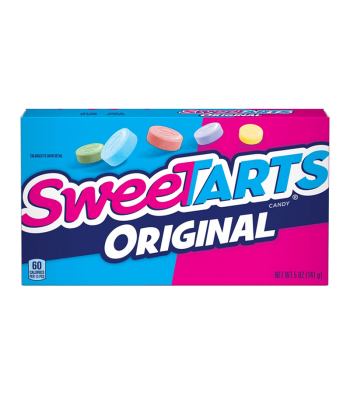 SweeTARTS Original Theatre Box - 5oz (141g) Sweets and Candy Ferrara