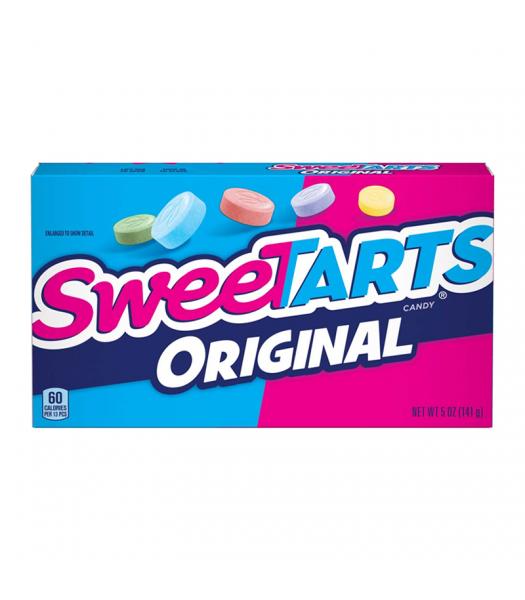 SweeTARTS Original Theatre Box - 5oz (141g) Sweets and Candy Ferrara