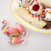 Taffy Town Banana Split Salt Water Taffy Cup (23pcs) (182g) Sweets and Candy Taffy Town