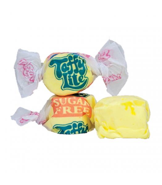 Taffy Town Banana Sugar Free Salt Water Taffy Cup (23pcs) (182g) Sweets and Candy Taffy Town