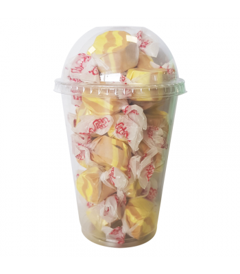 Taffy Town Chicken & Waffles Salt Water Taffy Cup (23pcs) (182g) Sweets and Candy Taffy Town