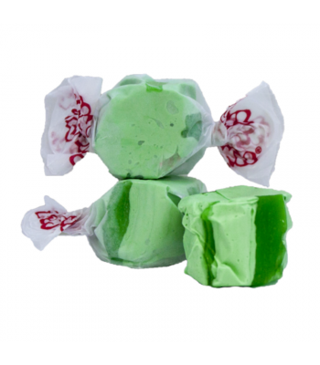 Taffy Town Green Apple Salt Water Taffy Cup (23pcs) (182g) Sweets and Candy Taffy Town