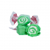 Taffy Town Key Lime Salt Water Taffy Cup (23pcs) (182g) Sweets and Candy Taffy Town