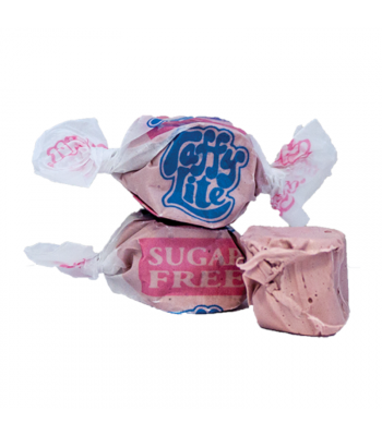Taffy Town Licorice Sugar Free Salt Water Taffy Cup (23pcs) (182g) Sweets and Candy Taffy Town