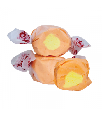 Taffy Town Mango Salt Water Taffy Cup (23pcs) (182g) Sweets and Candy Taffy Town