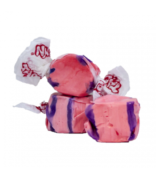 Taffy Town Pomegranate Salt Water Taffy Cup (23pcs) (182g) Sweets and Candy Taffy Town